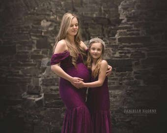 Dianella Set 1-3 Years Children Size l Mother and Daughter Dresses l Matching Set l Matching Gown l Photography