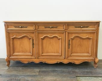 CUSTOMIZABLE: French Provincial Buffet