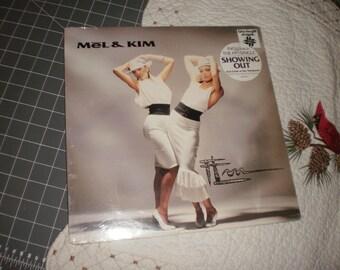 Mel & Kim FLM Sealed Vinyl Record Album 1987 Atlantic Records 9 songs