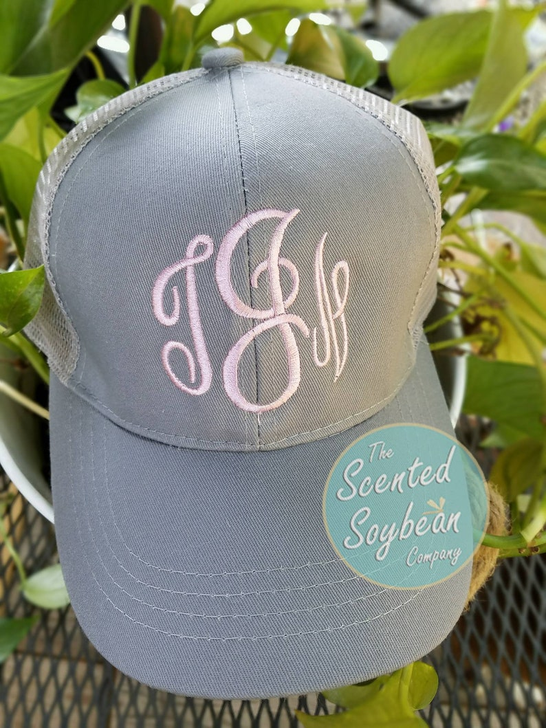a83ace6e212 CC Beanie Classic High Ponytail Cap Trucker hat ponytail