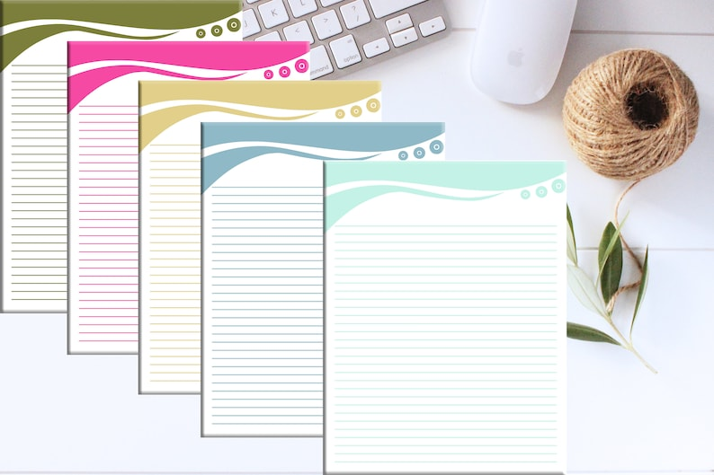 image regarding Printable Stationary With Lines named Printable Stationary Paper / Border Swirls 1 / Covered Stationary Paper / Printable Stationary / A4 8.5 x 11 / PDF Down load
