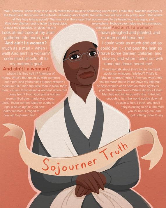 Celebrating Sojourner Truth