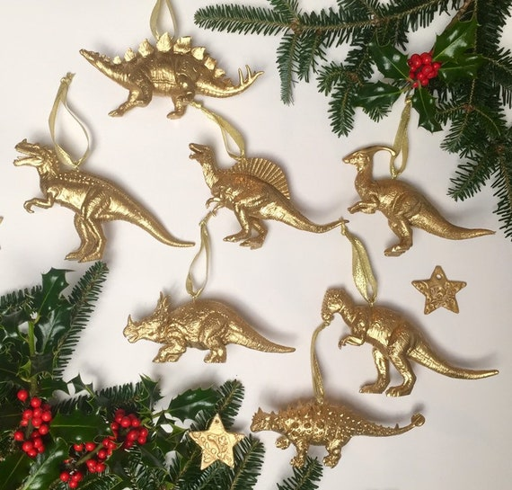 Home Decor Diy Gold Dinosaur Jewelry Holder Design Entertaining