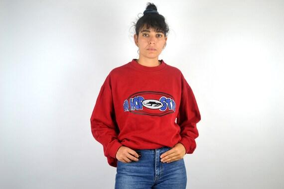 Abbigliamento HIP HOP stile anni 90 Rap Oldschool felpa  2f2959e040a3