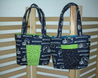 Seahawk Handbag/Tote/Purse