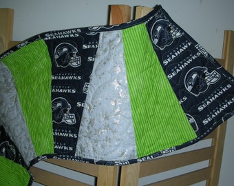 The Seahawk Wave-table runner