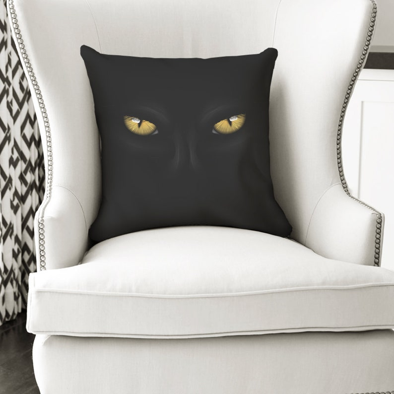 18x18 Halloween Pillow  Halloween Decorations  Halloween image 0