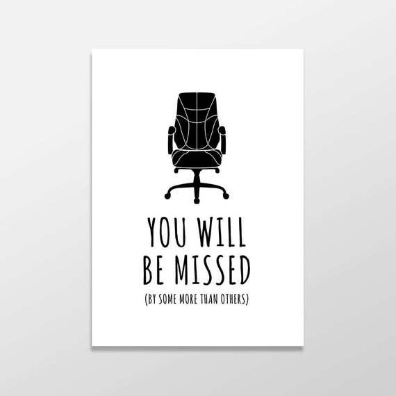 Funny Goodbye Card Rude Farewell Card Funny Greeting Card ...