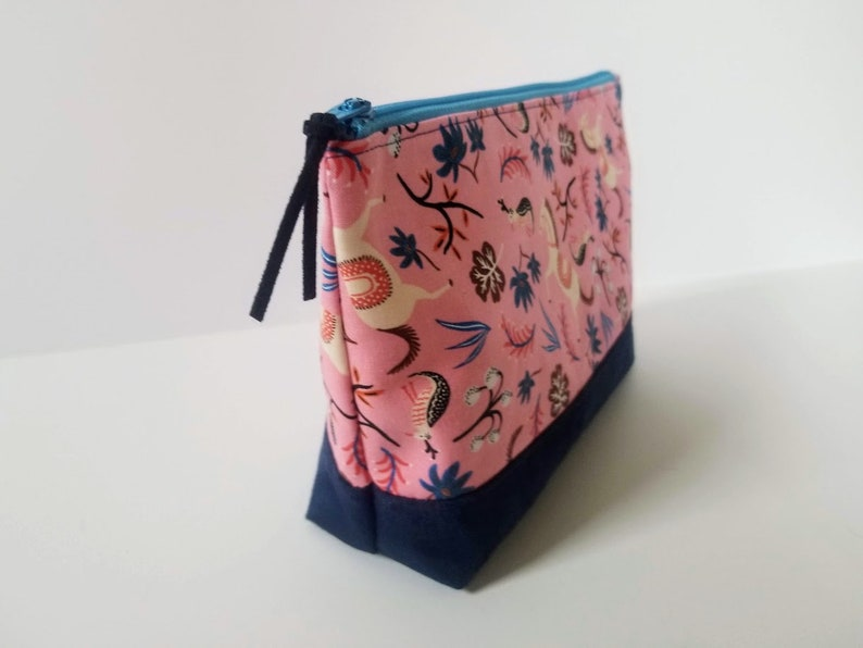 Rifle Paper Company Carousel Horse Pouch