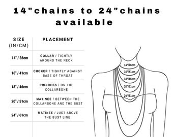 Sterling silver plain chains, silver trace chains, chain lengths available. 14 inches, 16 inches, 18 inches, 20 inches, 22 inches, 24 inches