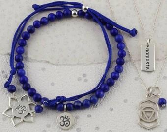 Silver Chakra Gift Set
