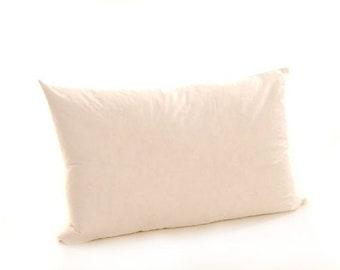 Natural Pillows Standard Size 19 x 29