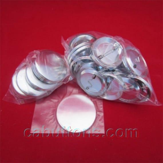 "Complete Pinback Buttons Set 1-1//4/"" inch 1.25 Tecre Button Badge Maker Machine"
