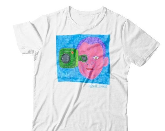 mystery men ( Lost highway movie) unisex t-shirt
