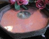 Antique Victorian Boudoir Tray Fabulous Piece