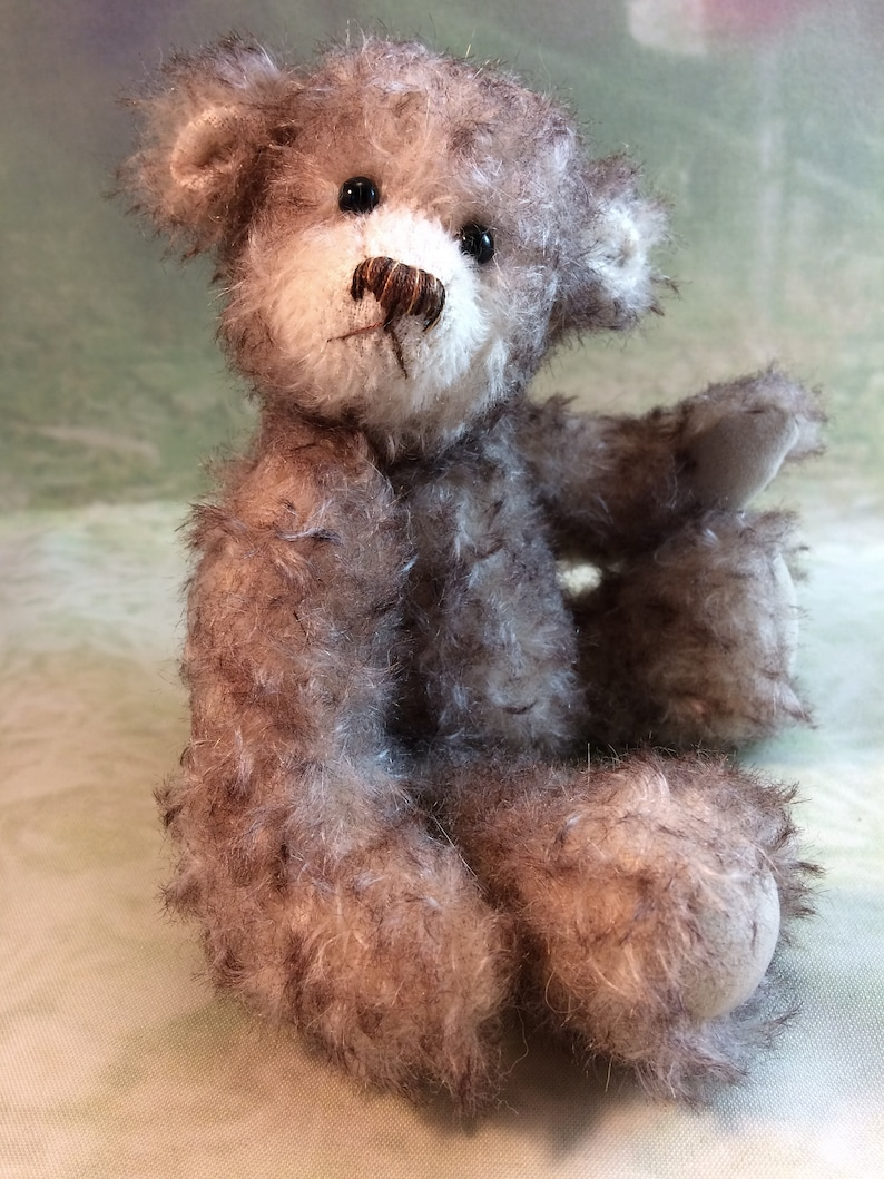 OOAK Bear Teddy Bear Artist Bear Artist Bear ooak Artist Teddy Bear Collector Bear Artist Teddy Bear Mohair Bear OOAK Teddy Bear