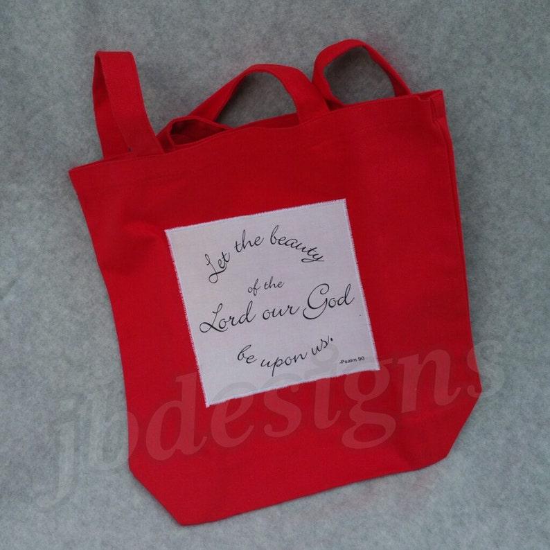 ready to ship secret santa birthday inspirational bible study bag gift for her Christmas mother/'s day gift wedding gift tote bag