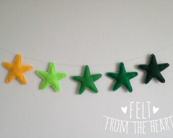 Five Star Garland