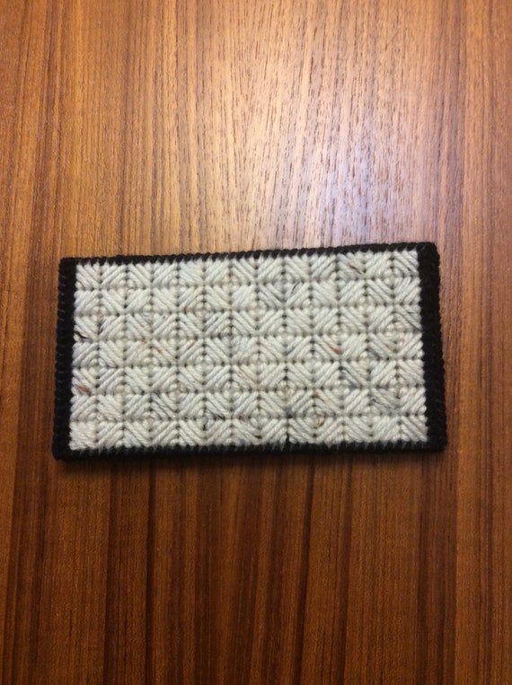 The Magic Wallet Plastic Canvas Pattern