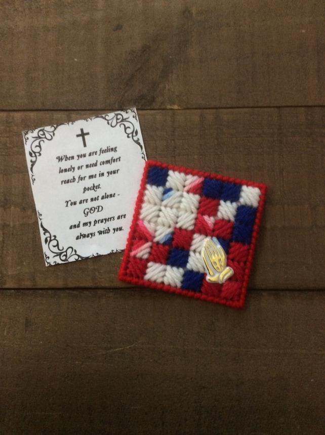 Prayer Quilt Square