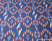 Flannel Fabric - Southwest Americana - 1 yard - 100% Cotton Flannel