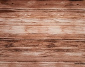 Flannel Fabric - Wood Panel - By the yard - 100% Cotton Flannel