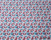 Flannel Fabric - Joy Geometric - By the yard - 100% Cotton Flannel