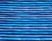 Flannel Fabric - Construct Stripe - By the yard - 100% Cotton Flannel