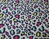 Flannel Fabric - Multi Color Skin - By the yard - 100% Cotton Flannel