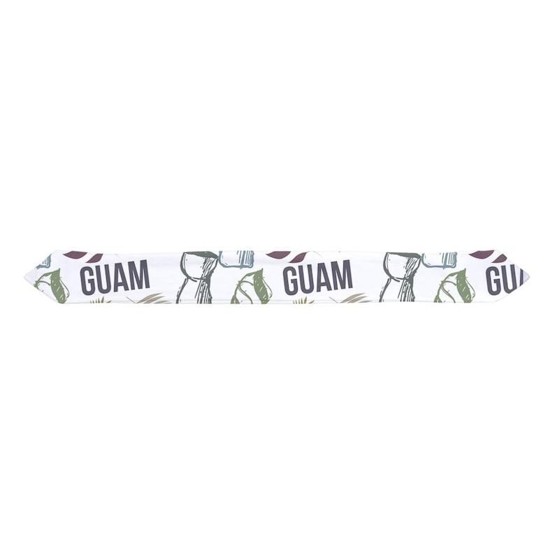 Guam Pattern Infant Headbands