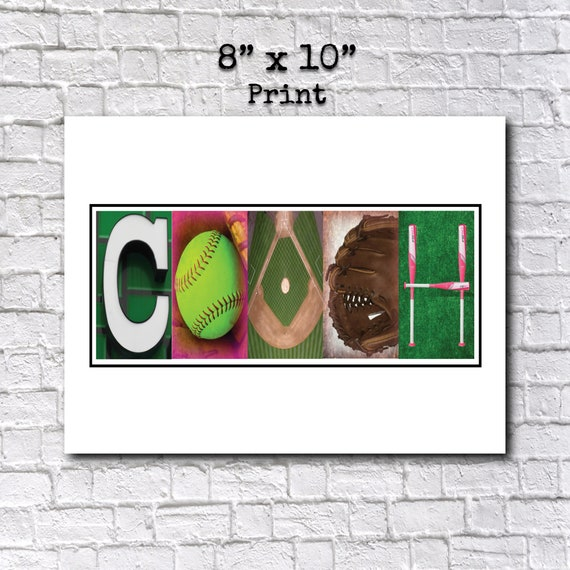 graphic about Printable Softball identified as Workers Reward Softball, Printable, Softball Printable, Softball Mother, Teach Softball Print, Softball Father, Finish of Year Practice Present, 8x10, 11x14,