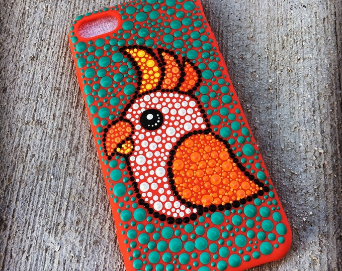 Cockatoo Phone Case