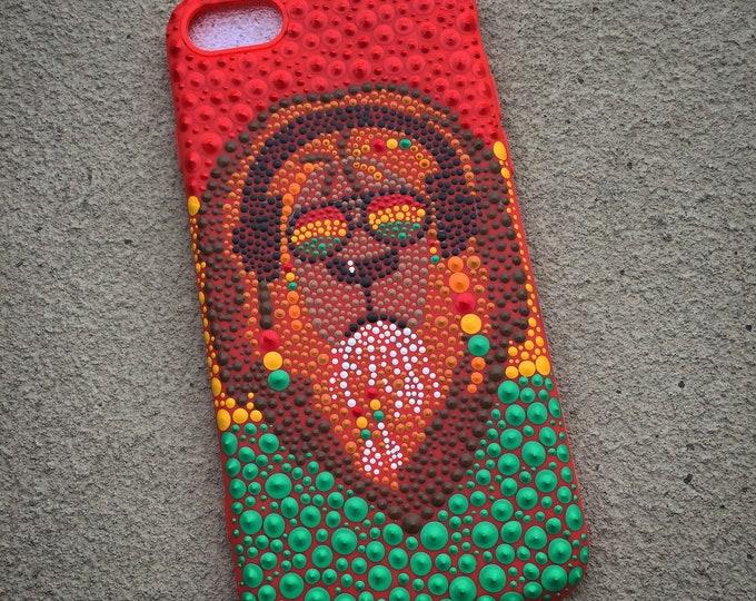 Reggae Lion Phone Case