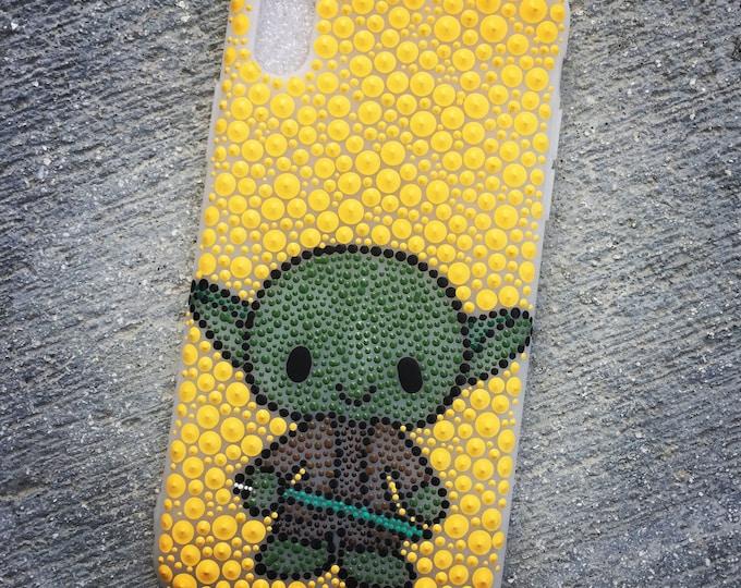 Yoda Phone Case