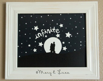 Infinite- 8x10 Digital Print