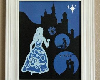 Cinderella- 8x10 Digital Print
