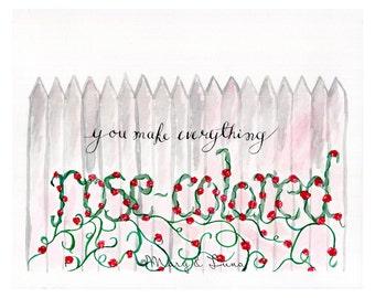 rose-colored- 8x10 Digital Print