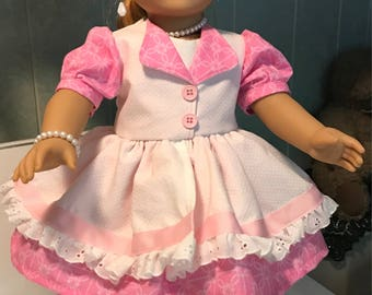 ef48aa0a2058 Frilly doll dress