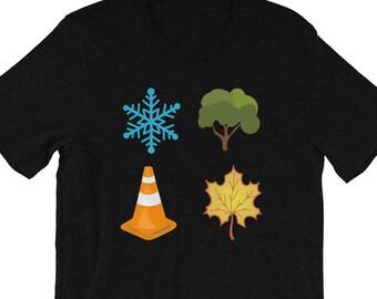 Midwest Seasons T-Shirt