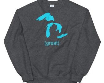 Great Lakes Unisex Sweatshirt