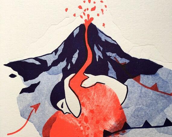 volcano - irazù