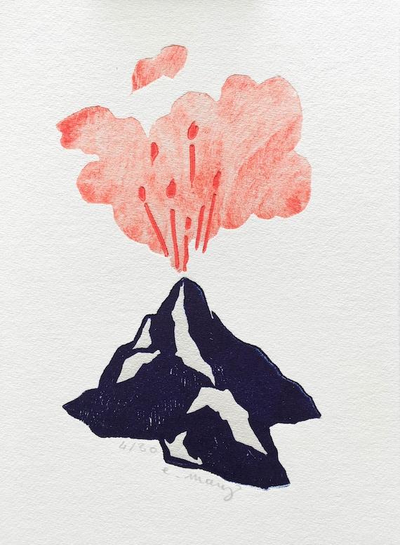 small volcano II