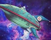 Planet Express ART PRINT...