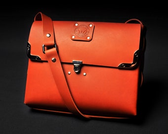 Leather Crossbody Bag, Crossbody Handbag, Minimalist Crossbody Bag