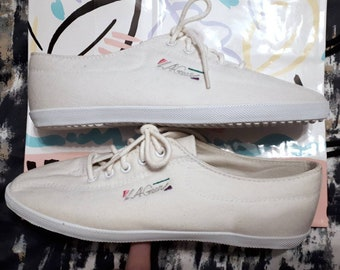 save off b28bb a2d40 Vintage LA Gear Women s size 6 1990 s White Sneakers Running shoes - look  brand new and in beautiful condition