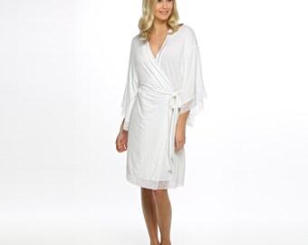 Comfy bridal robe  1e756d36b