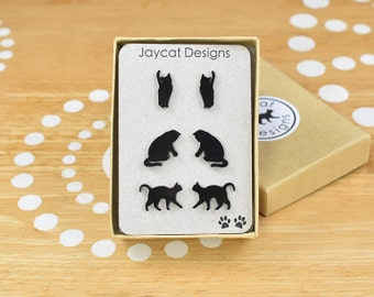 Cat Jewelry Gift Sets