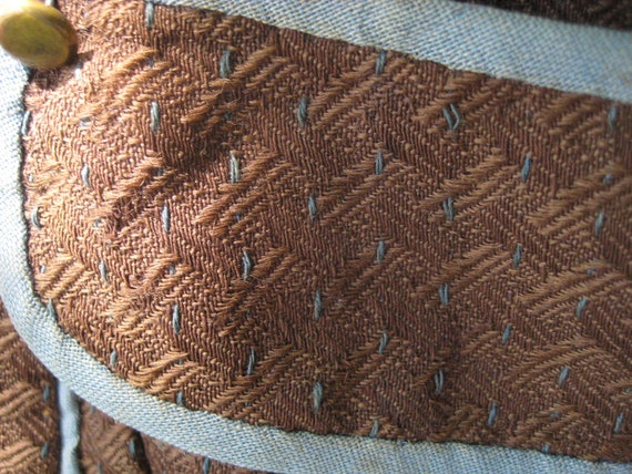 Antique Boy's Coat / Tunic or Frock  / Antique Cl… - image 4