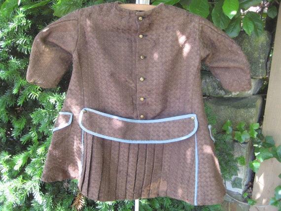 Antique Boy's Coat / Tunic or Frock  / Antique Cl… - image 1