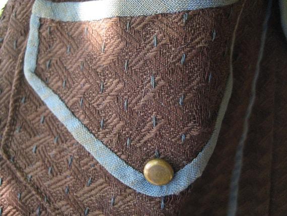 Antique Boy's Coat / Tunic or Frock  / Antique Cl… - image 6